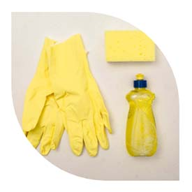 Endreinigung Wohnung Birsfelden BL durch professionelle Reinigungsfirma